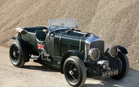 Bentley 4½ Litre wallpaper 1920x1200 jpg