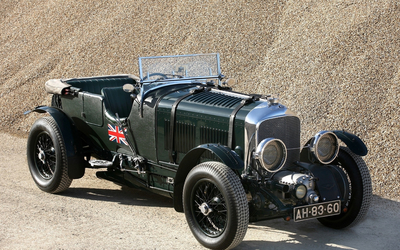 Bentley 4½ Litre wallpaper
