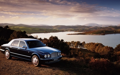 Bentley Arnage [2] wallpaper