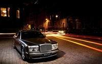 Bentley Arnage wallpaper 1920x1080 jpg