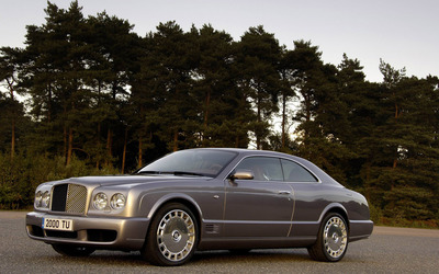 Bentley Brooklands wallpaper