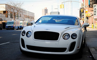 Bentley Continental wallpaper 1920x1200 jpg