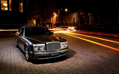 Bentley Continental [2] wallpaper