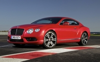 Bentley Continental GT [3] wallpaper 1920x1200 jpg