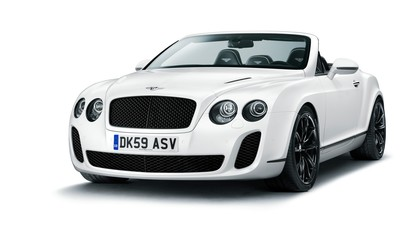 Bentley Continental GT [5] wallpaper