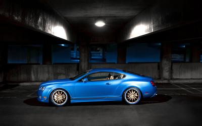 Bentley Continental GT [6] wallpaper