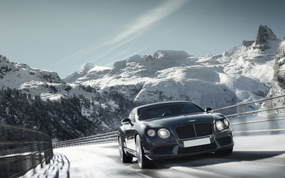 Bentley Continental GT V8 [2] wallpaper
