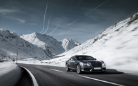 Bentley Continental GT V8 wallpaper 1920x1200 jpg