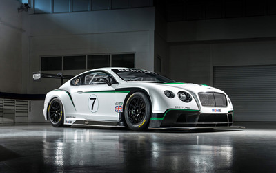 Bentley Continental GT3-R wallpaper