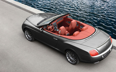 Bentley Continental GTC Speed [2] wallpaper
