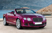 Bentley Continental GTC Speed [3] wallpaper 1920x1200 jpg