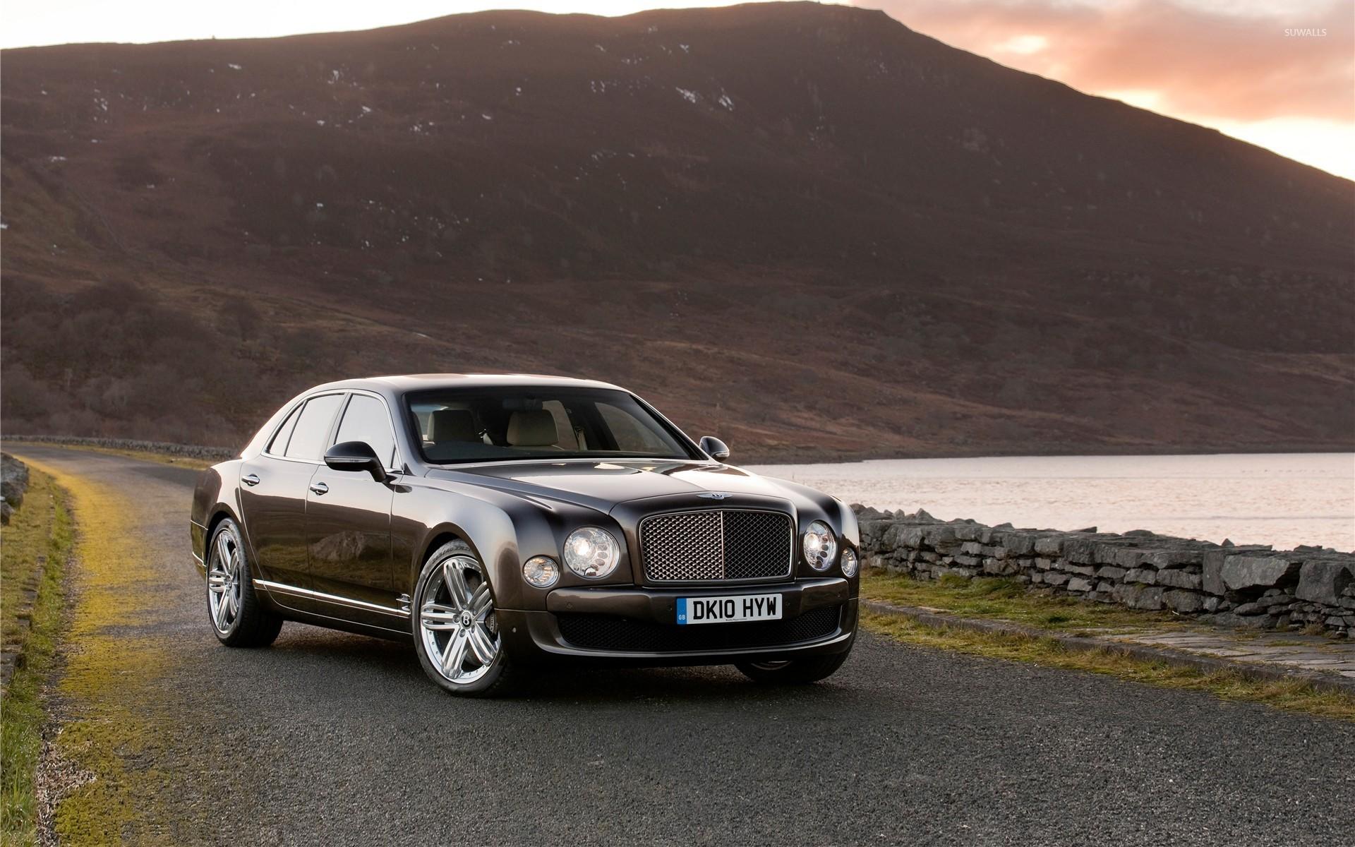 Bentley Mulsanne wallpaper - Car