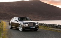 Bentley Mulsanne wallpaper 1920x1200 jpg