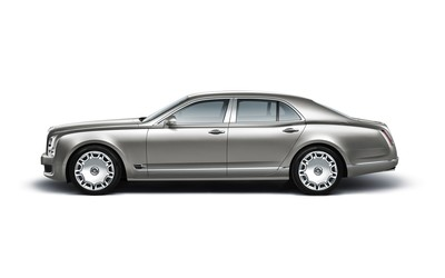 Bentley Mulsanne [3] wallpaper