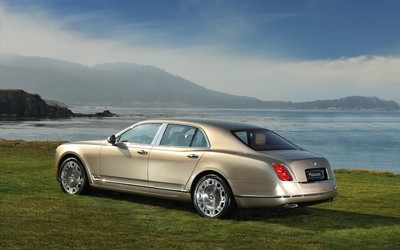 Bentley Mulsanne [2] wallpaper
