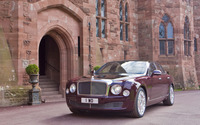 Bentley Mulsanne Diamond Jubilee Edition wallpaper 1920x1200 jpg