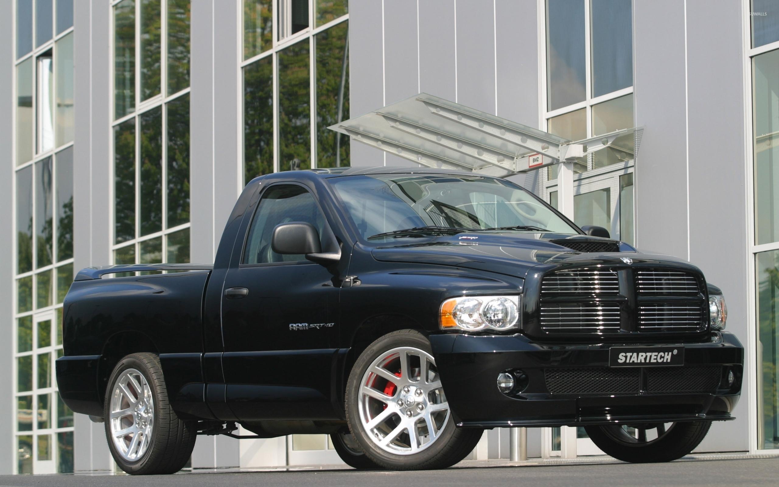 Black Staretech Dodge Ram Srt 10 Wallpaper Car Wallpapers 49002
