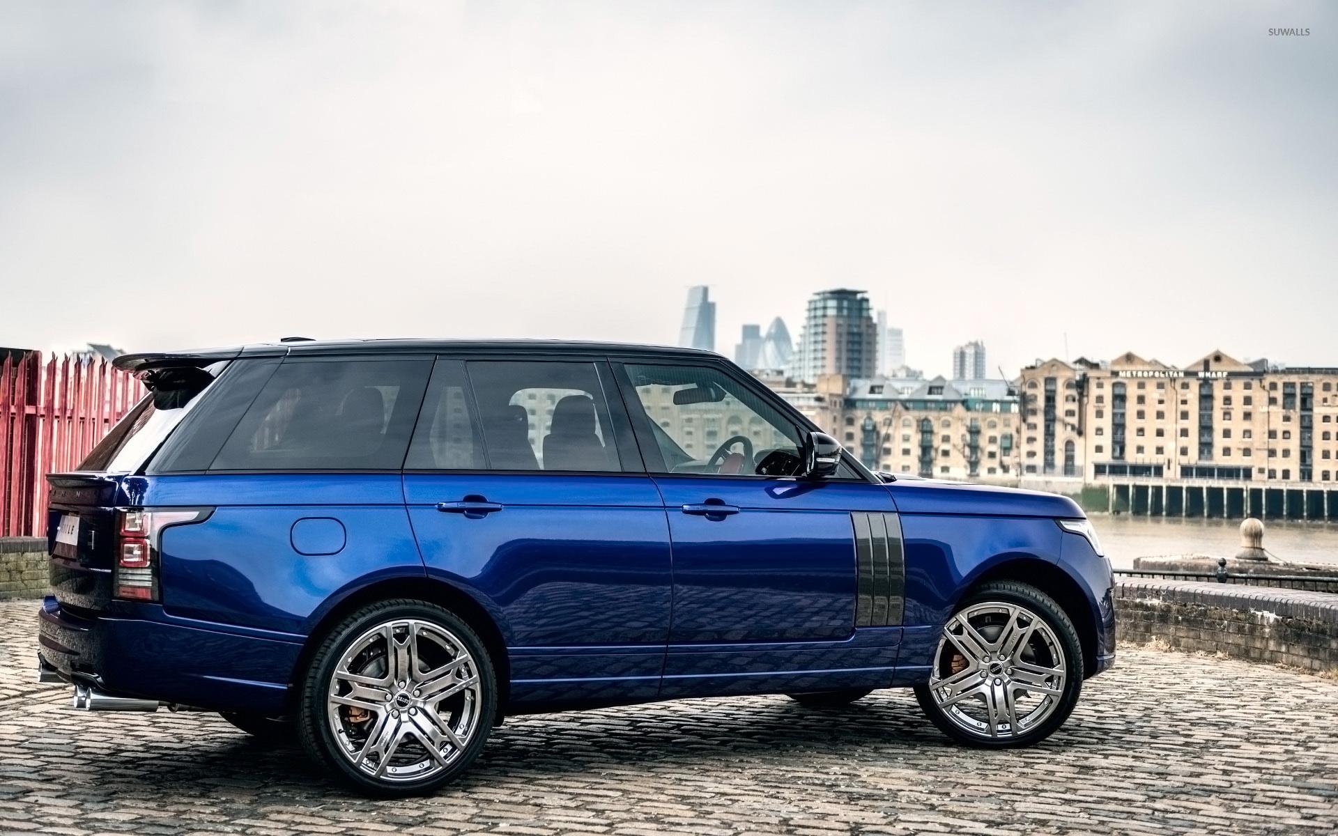 2013 land rover defender by kahn design youtube - Blue 2013 A Kahn Design Land Rover Range Rover 600le Wallpaper