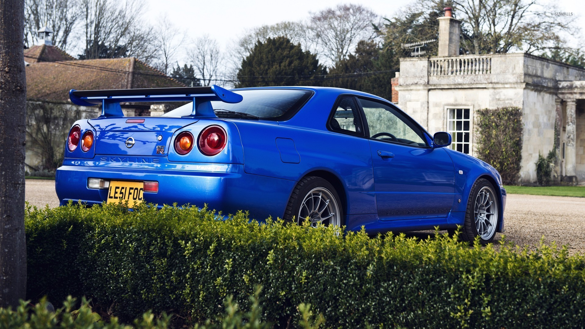 Get Inspired For Nissan Skyline Gtr R34 Full Hd Wallpaper Images