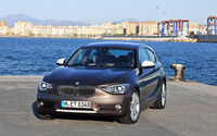 BMW 1 Series 135i Three-Door wallpaper 1920x1200 jpg