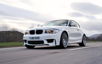 BMW 1 Series M Coupe [3] wallpaper 1920x1200 jpg