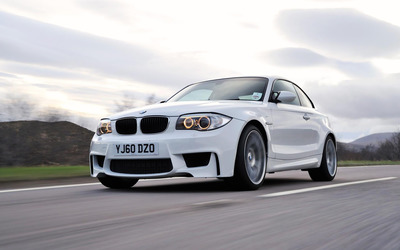 BMW 1 Series M Coupe [3] wallpaper