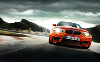 BMW 1 Series M Coupe wallpaper 1920x1200 jpg