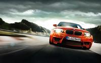 BMW 1 Series M Coupe wallpaper 1920x1200 jpg