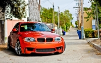 BMW 1 Series M Coupe [2] wallpaper 1920x1200 jpg