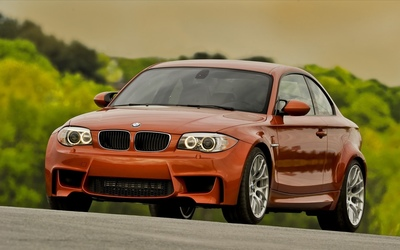 BMW 118i coupe wallpaper