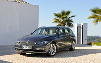 BMW 3 Series 328i Touring wallpaper 1920x1200 jpg