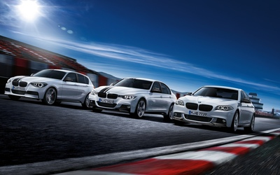 BMW 3 Series [3] wallpaper