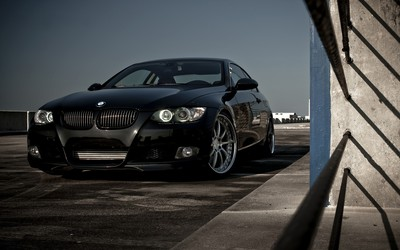 BMW 3 Series [2] wallpaper