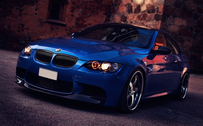 BMW 3 Series [4] wallpaper