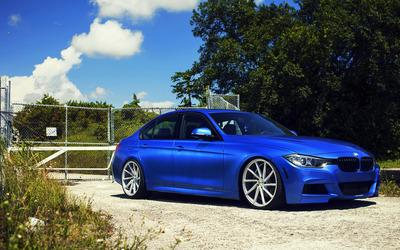 BMW 3 Series [8] wallpaper