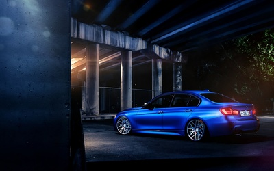 BMW 3 Series [7] wallpaper