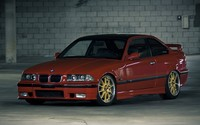 BMW 3 Series [9] wallpaper 2560x1600 jpg