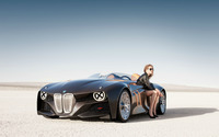 BMW 328 Hommage wallpaper 2560x1600 jpg