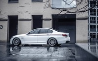 BMW 5 Series wallpaper 2560x1600 jpg