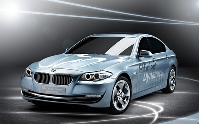BMW 5 Series [4] wallpaper