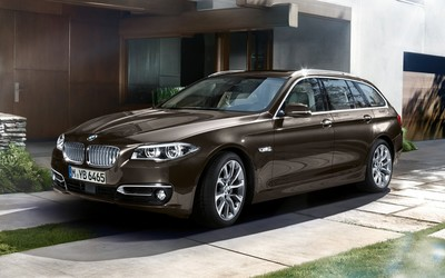 BMW 5 Series [5] wallpaper
