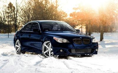 BMW 5 Series [3] wallpaper