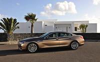 BMW 6 Series Gran Coupe wallpaper 1920x1200 jpg