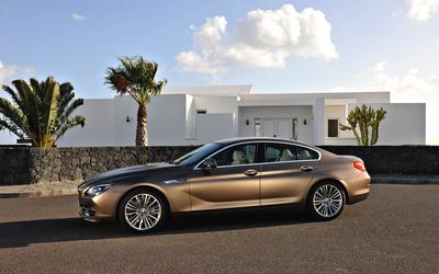 BMW 6 Series Gran Coupe wallpaper