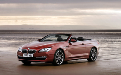 BMW 640i wallpaper