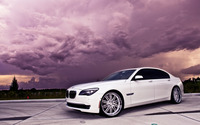 BMW 7 Series wallpaper 1920x1200 jpg