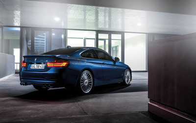 BMW Alpina B4 BiTurbo [2] wallpaper