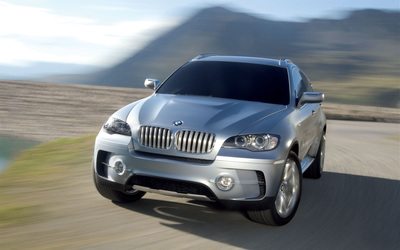 BMW Concept X6 Active Hybrid wallpaper