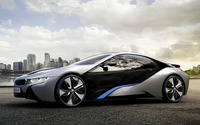 BMW i8 wallpaper 1920x1200 jpg