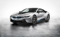 BMW i8 [3] wallpaper 2560x1600 jpg